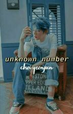 unknown number | choi yeonjun ✔ by yeontteomeokieee