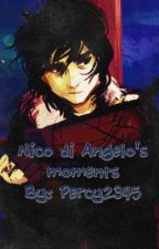 Nico di Angelo's moments by Percy2345