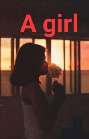 A Girl by chihamusen