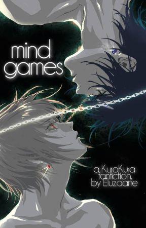 mind games - kurokura by Eluzaane