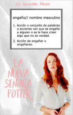 La Nueva señora Potter ♡ Harry Potter by La_Nouvelle_Mode