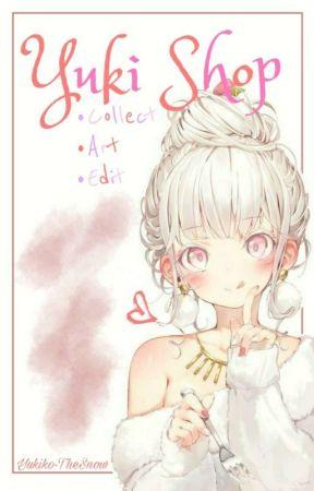 Yuki Shop ♥ by Yukiko-TheSnow