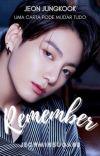 REMEMBER •Jeon Jungkook• (em andamento) cover