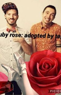 The Diary Of Ruby Rose: adopted by tøp  cover