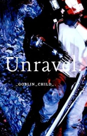 Unravel. (DMC Nero x male OC)[completed] by _goblin_child_
