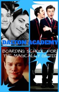 Dalton Academy Boarding School for the Magically Gifted  cover