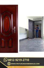 0812-9219-2710 [ CALL / WA ] Promo Pintu Rumah Unik by pinturumahrejeki