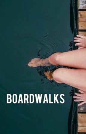 boardwalks by oliviaaltana