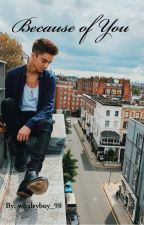 Because of You (Daniel Seavey x reader) by whaleyboy_98