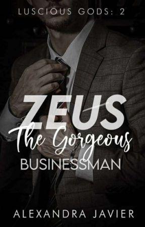 Luscious Gods 2: Zeus, The Gorgeous Businessman by ItsJustAxela
