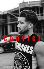 Convict | Jeff Wittek by daniguitar101