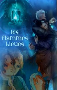 Flammes bleues (Grindeldore) [Terminée] cover
