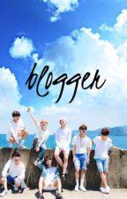 Blogger by starynightae
