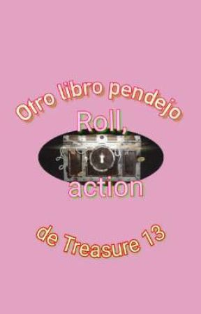 Roll, action by AB12-Chanbaek
