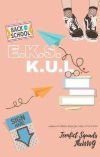 Ekskul SMA Cakrawala #TeenfictWWG cover