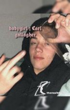 babygirl:carl gallagher  by luvxovo