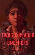twdg x reader oneshots by ferretlix
