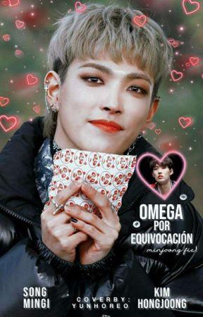 Omega por equivocación ➸ MinJoong. by GGUKB0TT0M