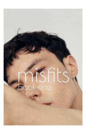 Misfits  by xgiannx
