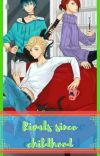 Competition since childhood (Adrien vs Luka vs Nathaniel x reader) cover