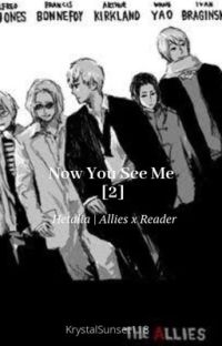 Now You See Me [2] | Hetalia - Allies x Reader cover