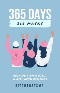 365 Days, 365 Masks cover