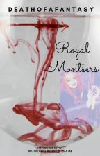 Royal Monsters by deathofafantasy