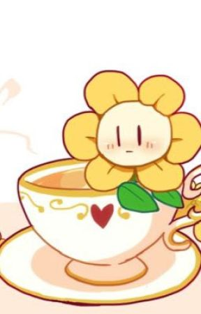 You're different {A Flowey x Reader story} by GamerSkyNoob