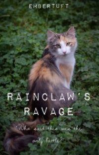 𝐫𝐚𝐢𝐧𝐜𝐥𝐚𝐰'𝐬 𝐫𝐚𝐯𝐚𝐠𝐞 // seasons of revenge // book one  cover