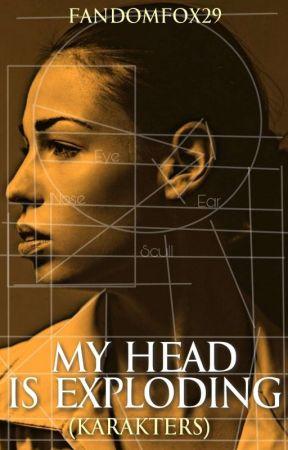 My head is exploding || OC's by FandomFox29