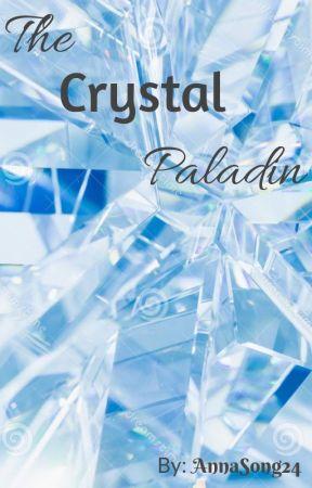 The Crystal Paladin (Voltron x OC) by AnnaSong24