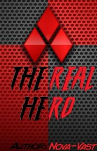 Harley Quinn X Male Reader | The Real Hero cover