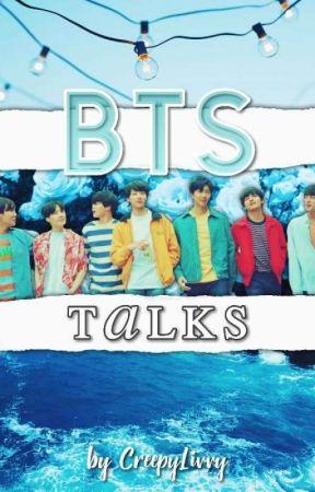 ~BTS TALKS~ by CreepyLivvy