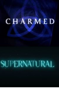 CHARMED SUPERNATURAL cover