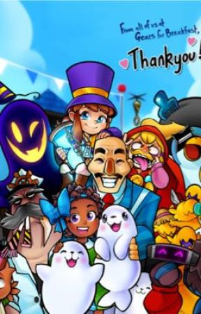 A Hat in Time Stories/Oneshots by Juloxia-chan