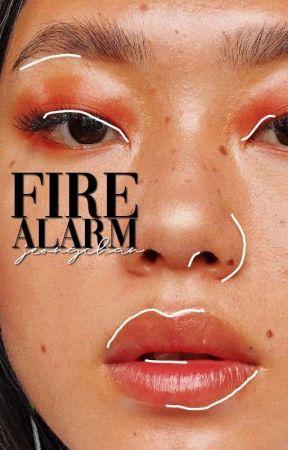 FIRE ALARM ― jeongchan [✓] by bubbslee