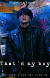 That's my boy (Jeon Jungkook) cover