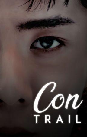 Contrail   SeBaek   by withlovebyAJ