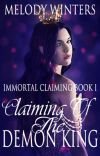Claiming of the Demon King (ICS Book One) cover