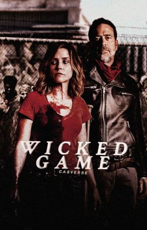 Wicked Game ━━━ Negan by zoeliemyers