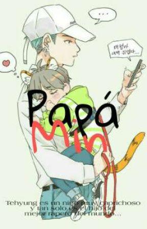 Papá Min [YOONMIN] omegaverse  ꒰ E D I T A N D O ꒱  by minyoonparkminnie