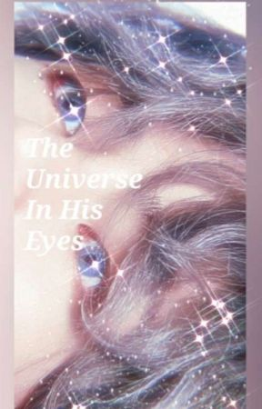 The universe in his eyes.   MYG x KTH by SXM033