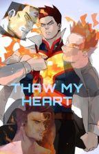 Thaw my heart (Enji Todoroki x Reader) by Harri_bow