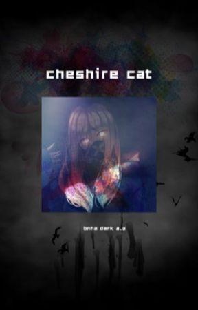 cheshire cat || bnha dark a.u. by sadafyeehaw