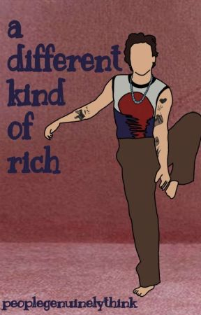 A different kind of rich by peoplegenuinelythink