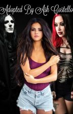 Adopted By Ash Costello by weallwannadie