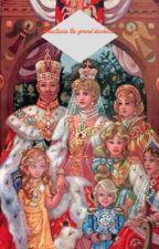 Anastasia the grand duchess  by moonprincess30