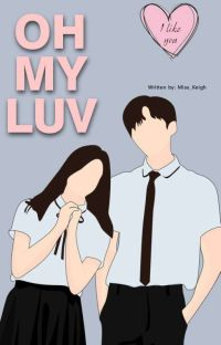 OH MY LUV  cover