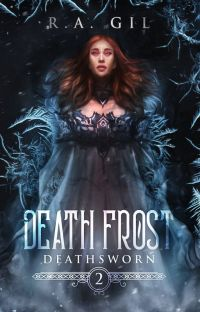 Death Frost | Deathsworn #2 cover
