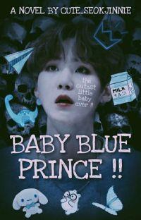 BABY BLUE PRINCE ☆ BTS x M.YG  cover